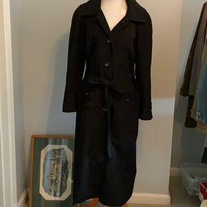 Barely worn London Fog raincoat
